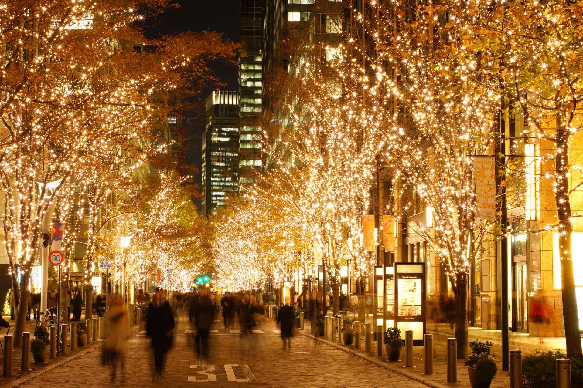 Marunouchi Illumination Tokyo