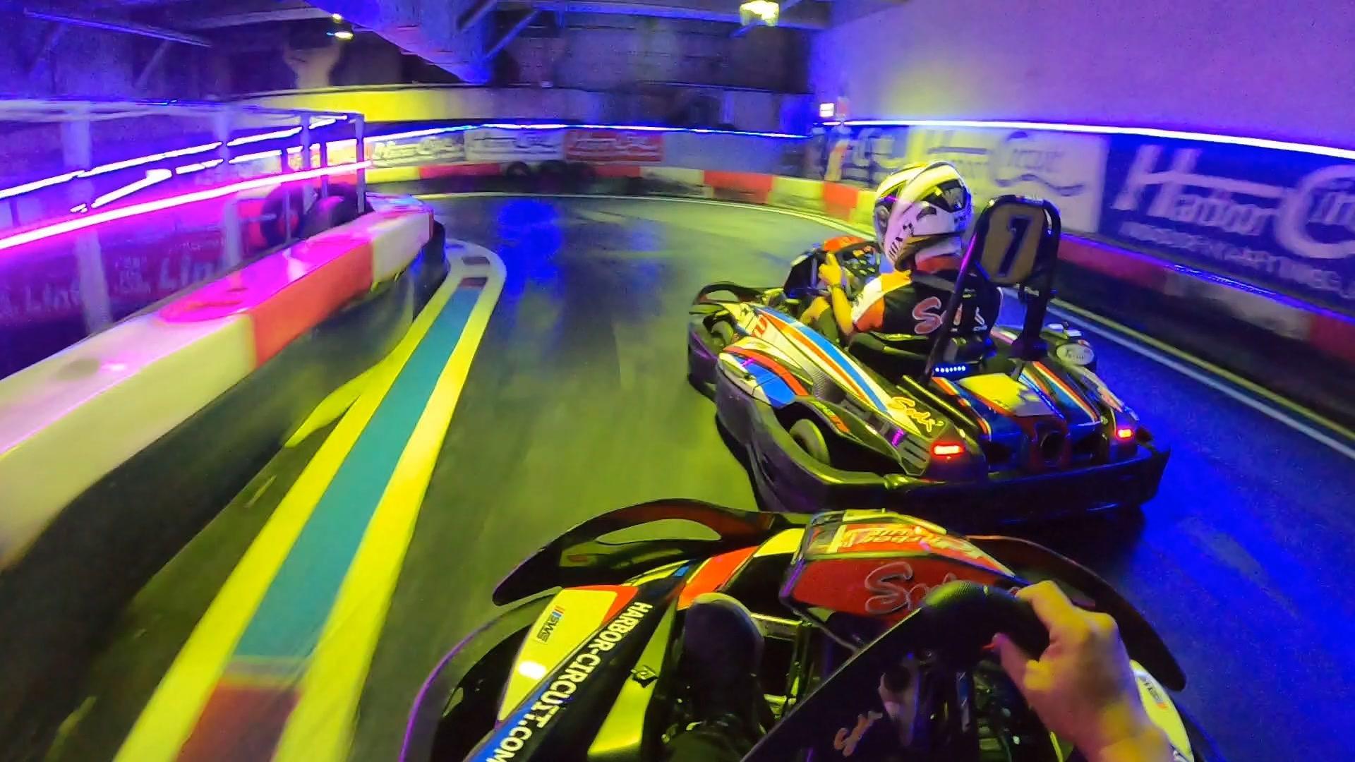 harbor circuit chiba go-karting metropolis magazine Japan