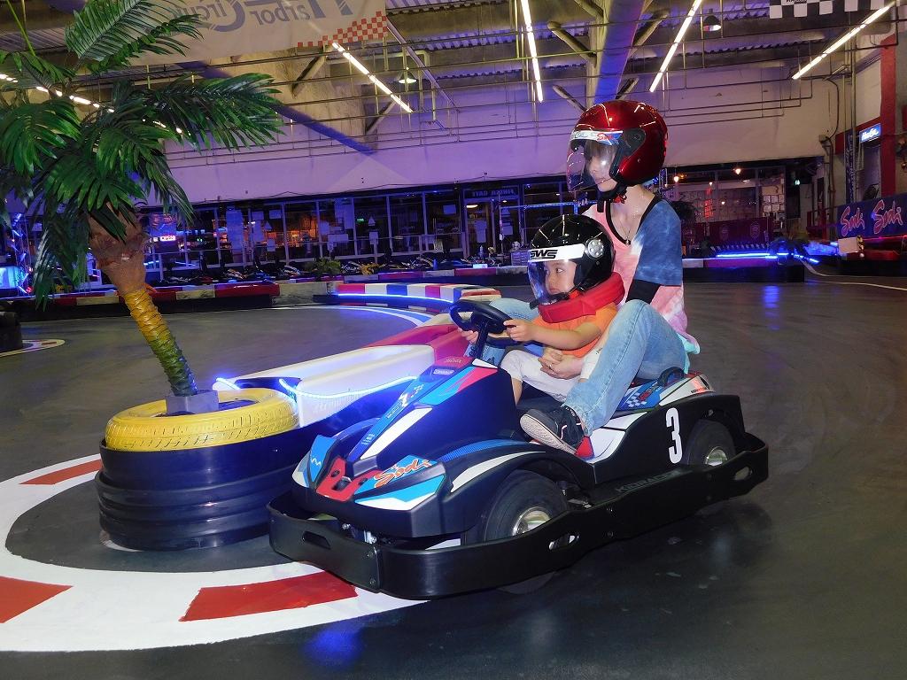 harbor circuit chiba metropolis magazine japan go-karting