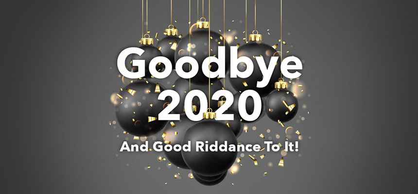 Goodbye 2020 New Year & Countdown Party at Pullman