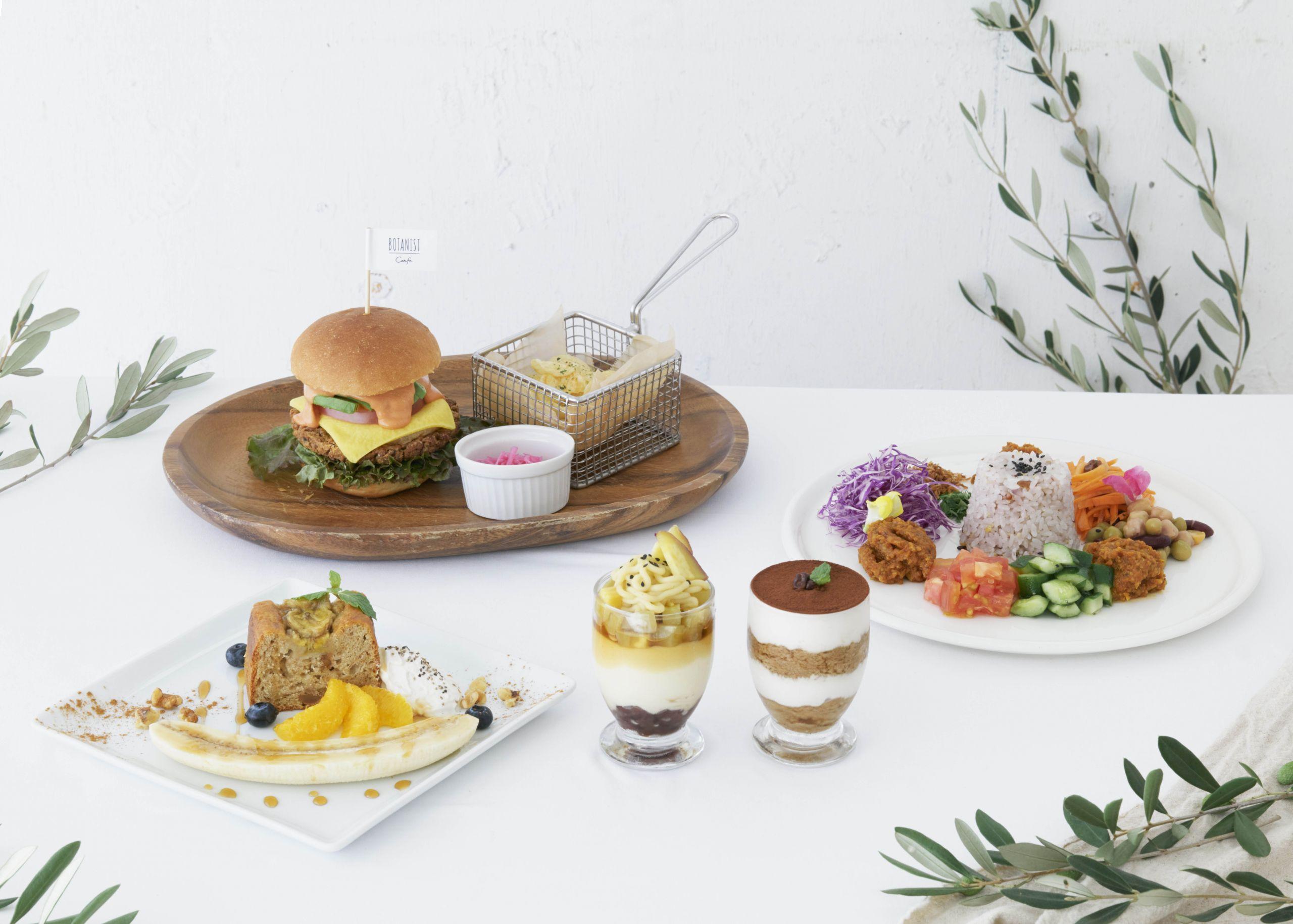 BOTANIST Cafe, Harajuku best vegan and vegetarian restaurants in tokyo metropolis
