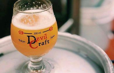 kanda devilcraft beer pub bar