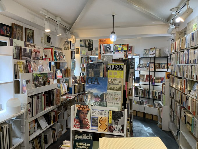 10 lesser-known secondhand bookstores