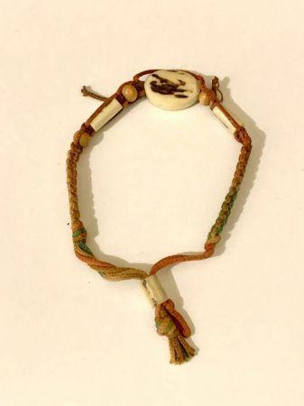 The Story of the Ainu, bracelet