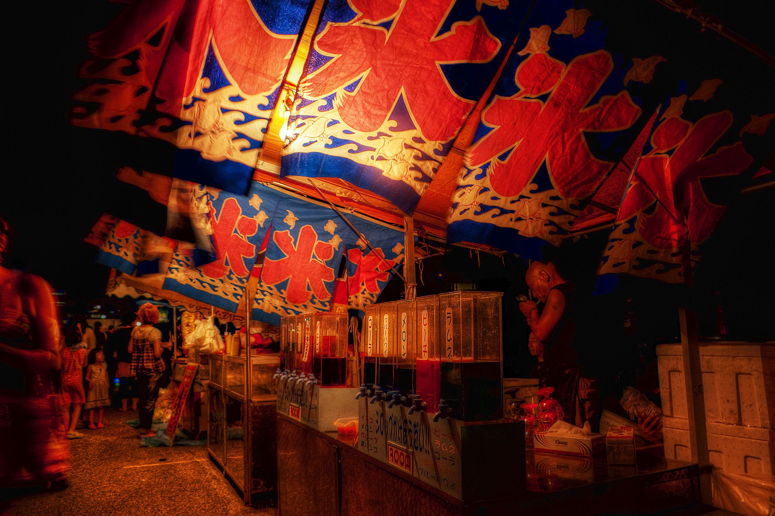 Nogi Shrine Summer Festival