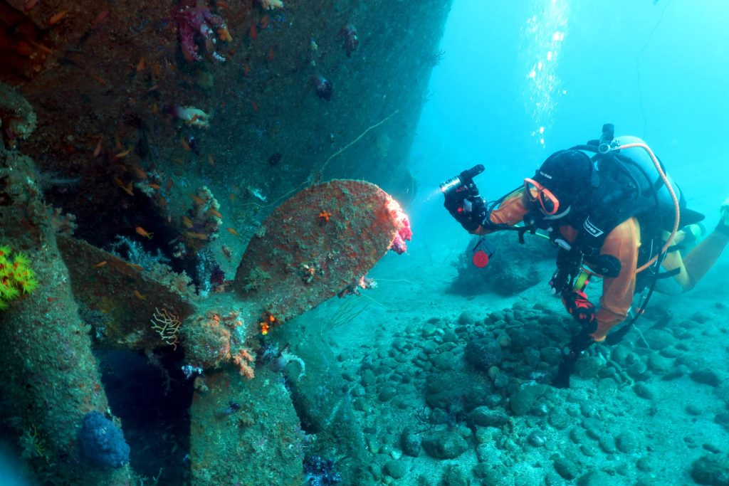 discovery divers tokyo
