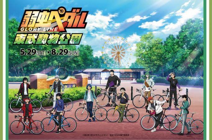 Yowamushi Pedal GLORY LINE