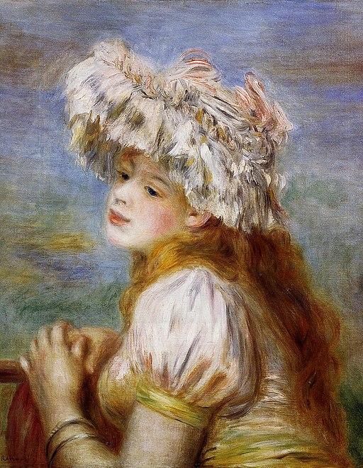 Renoir_-_girl-in-a-lace-hat-1891.jpg!PinterestLarge
