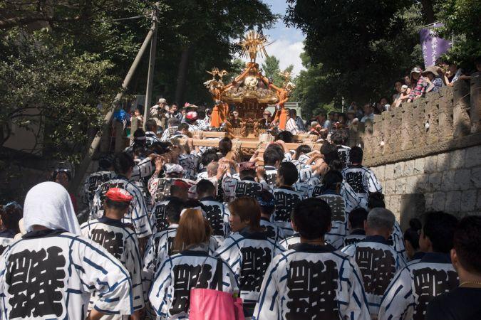 kitazawa hachiman festival