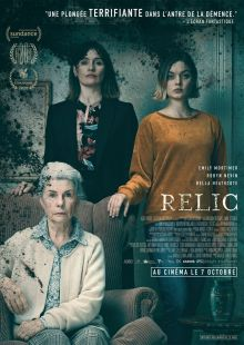 relic movie poster