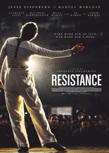 Resistance movie poster 2020