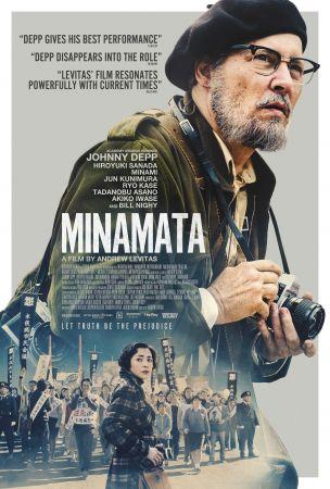 minamata movie poster